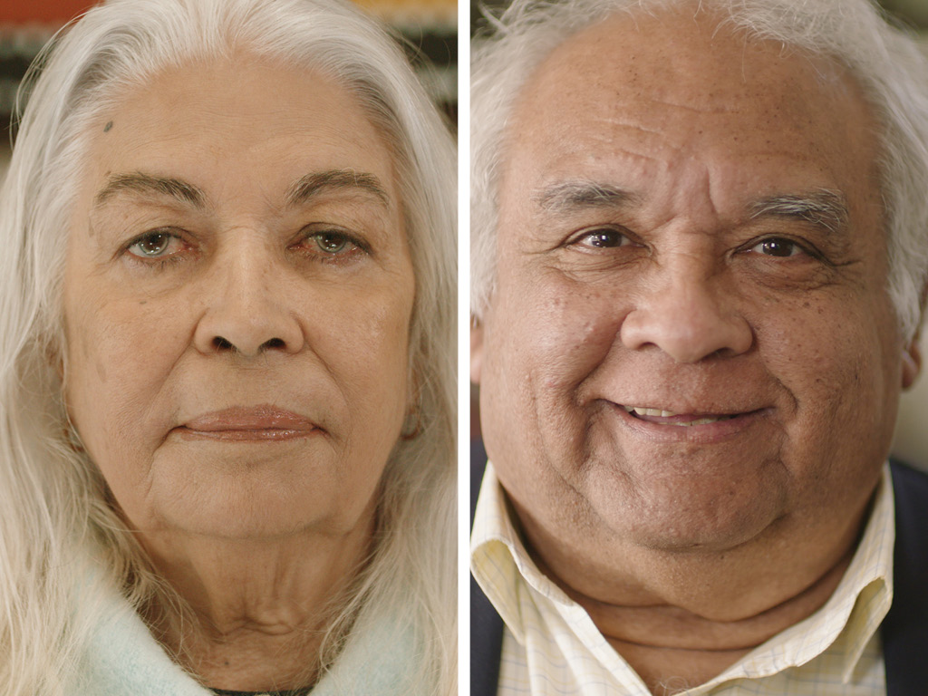 Professor Dr Marcia Langton AO and Professor Tom Calma AO